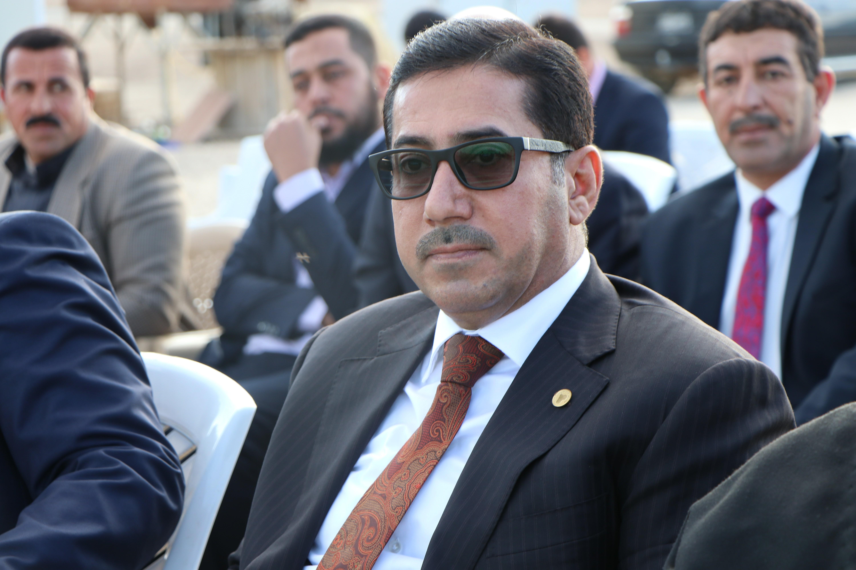 المحلاوي يطالب الحكومة المركزية بمنح أهالي الأنبار قروض دون فوائد