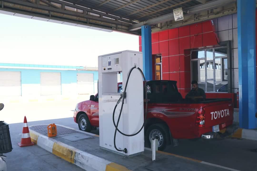 لأول مرة بالانبار.. افتتاح ورشة لإضافة منظومات الغاز للسيارة