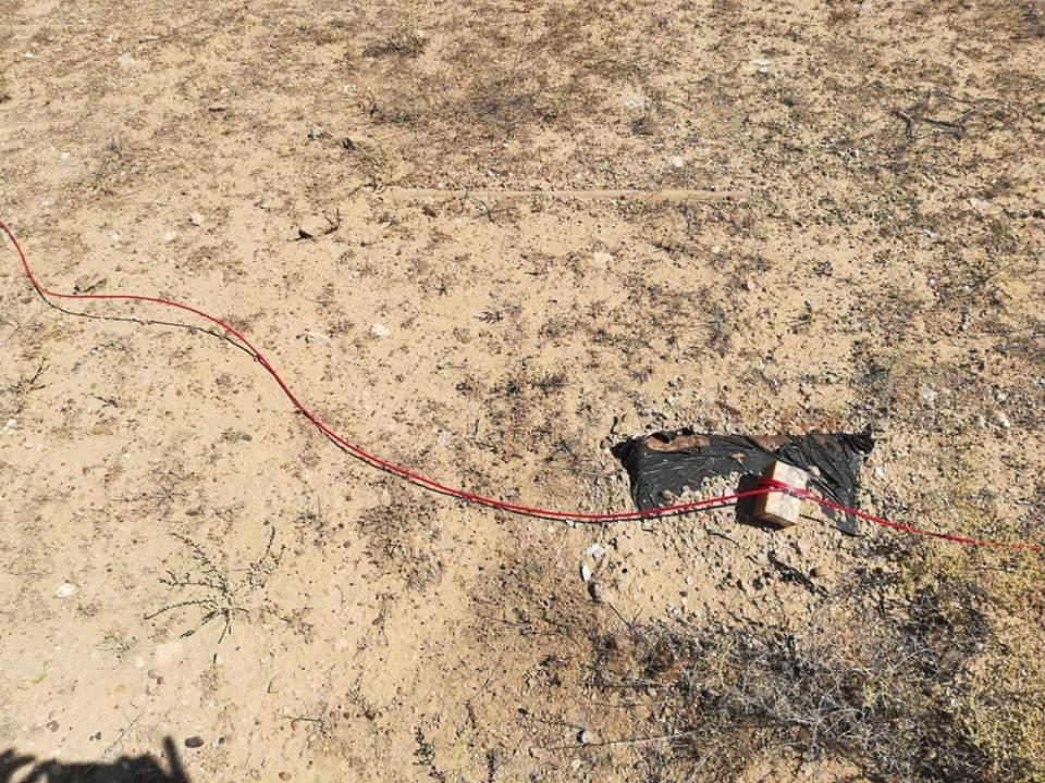عمليات الأنبار… تفجر 119 عبوة ناسفة من مخلفات داعش شرق الرمادي