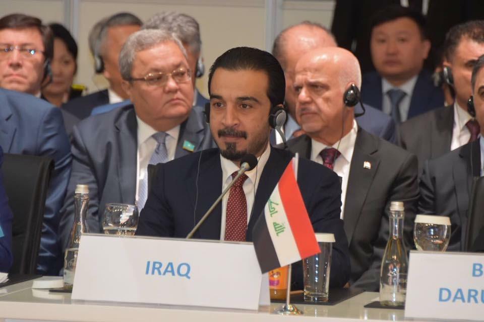 الحلبوسي يؤكد أن العراق خاض نيابة عن العالم حربا ضد الإرهاب دفع خلالها دماء زكية من خيرة شبابه