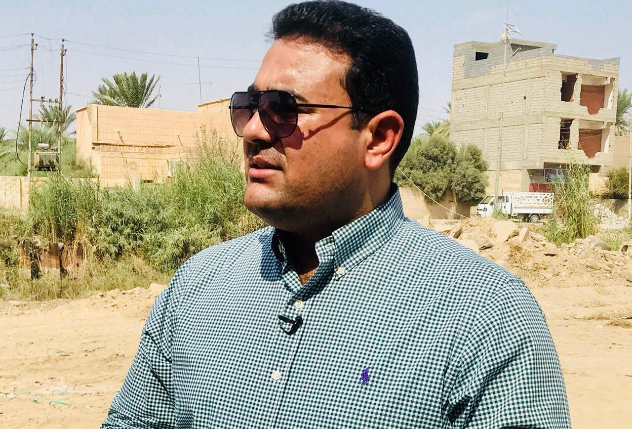 مدير بلدية الرمادي يعلن اطلاق عدد من المشاريع في القضاء