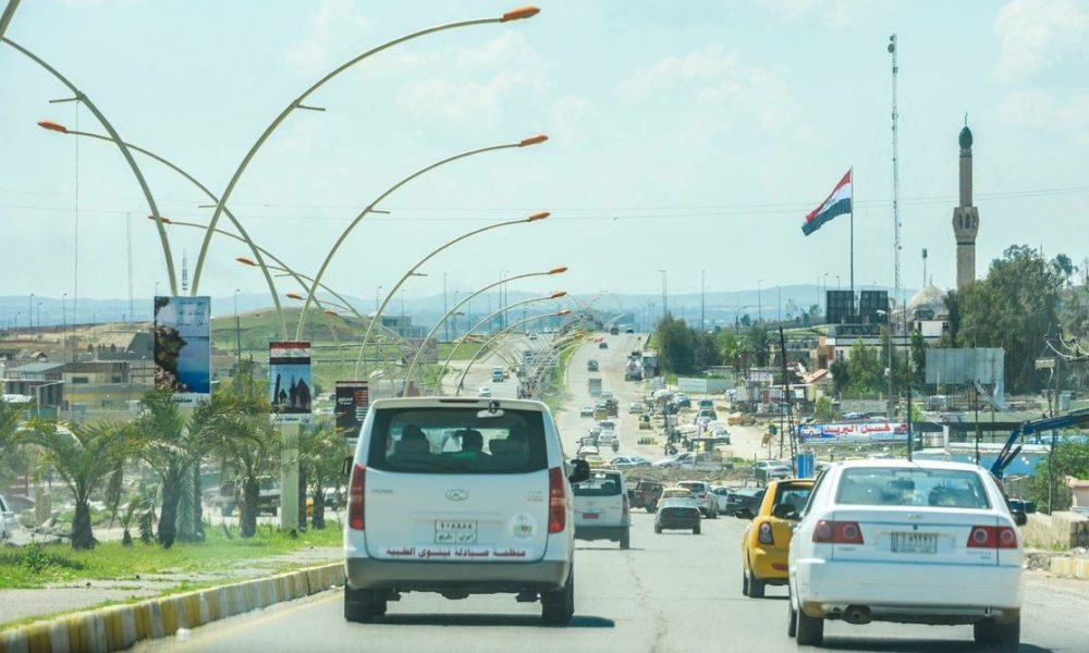 مركز الاعلام الأمني يعلن تحرير أربعة مختطفين غربي الموصل