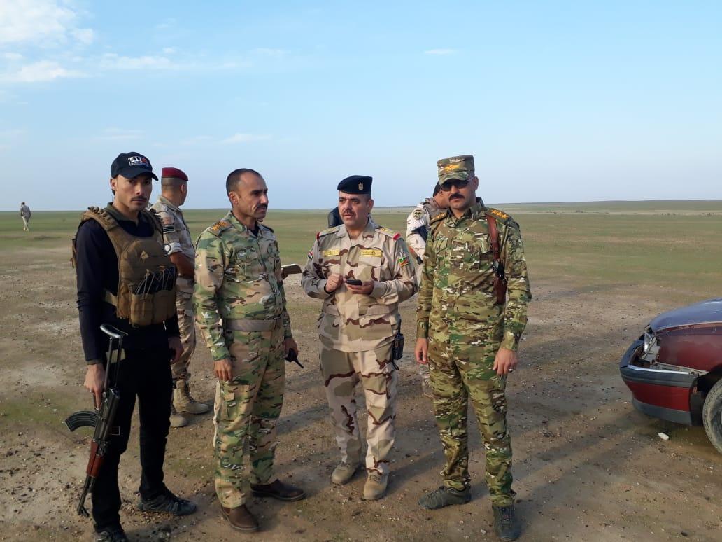 عملية نوعية للجيش والعشائر في صحراء الثرثار