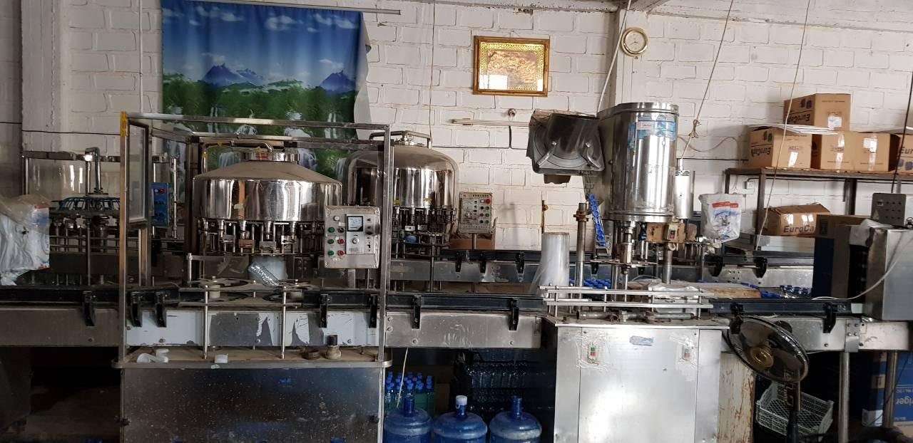 شعبة الرقابة الصحية تجري زيارة ميدانية لمصانع المياه في الرطبة