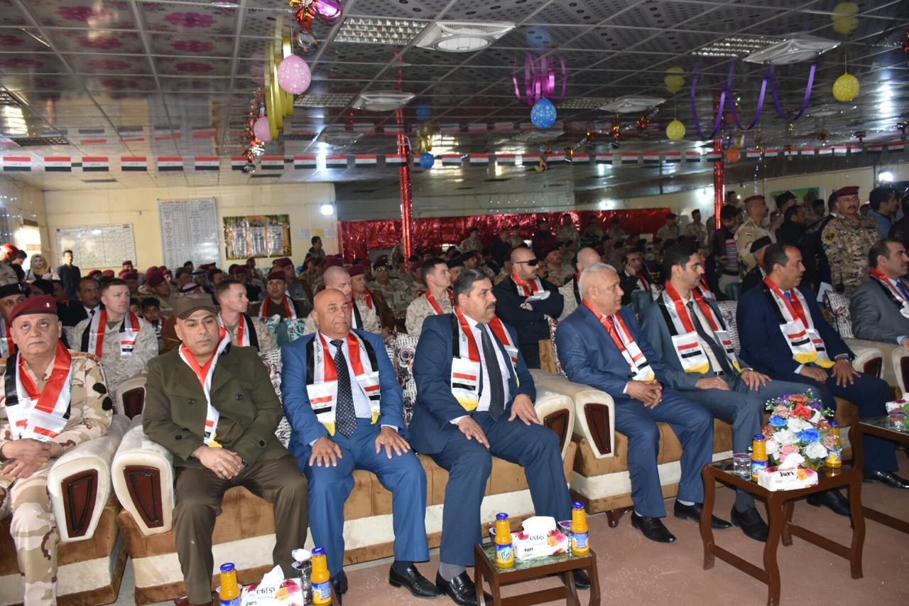 نقابة الصحفيين فرع الأنبار: جيش العراق 98 عاما بطولات وسفر خالد