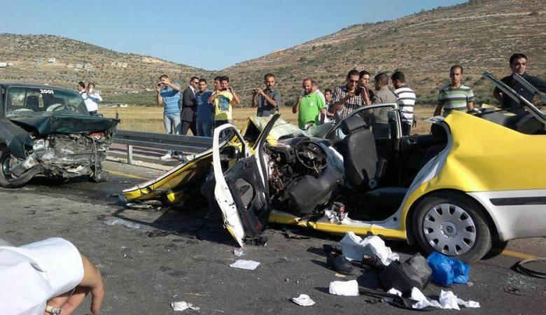 مصرع 9 مدنيين بحادث سير في صلاح الدين