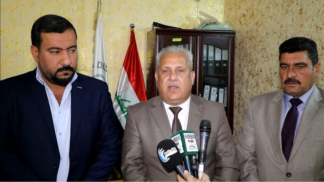 نقابة الصحفيين فرع الأنبار تبحث مع دائرة هجرة المحافظة صرف منحة العودة