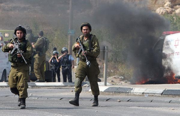 الاحتلال الإسرائيلي يقتل فلسطينيين إثنين غربي رام الله