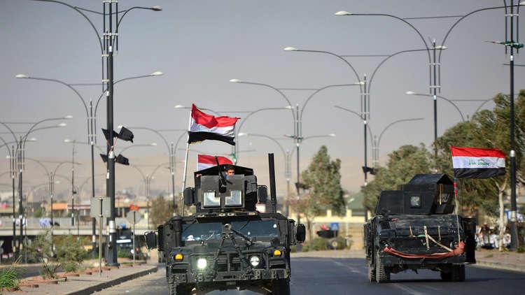 مقتل عنصرين في الحشد الشعبي بهجوم لداعش في كركوك