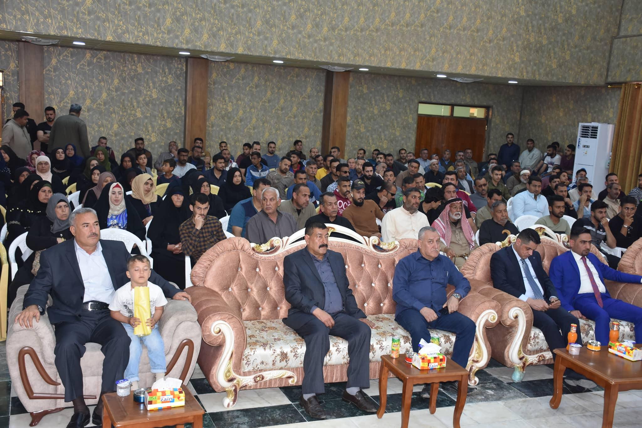 الأنبار.. توزيع قطع اراضي على ذوي الشهداء والجرحى في هيت
