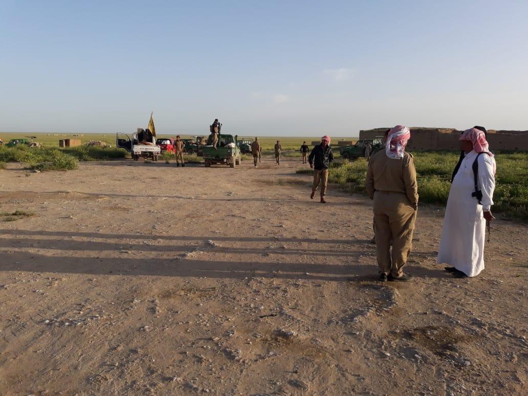 عمليات الجزيرة: تفتيش 21 قرية بين الأنبار ومحافظتي نينوي وصلاح الدين