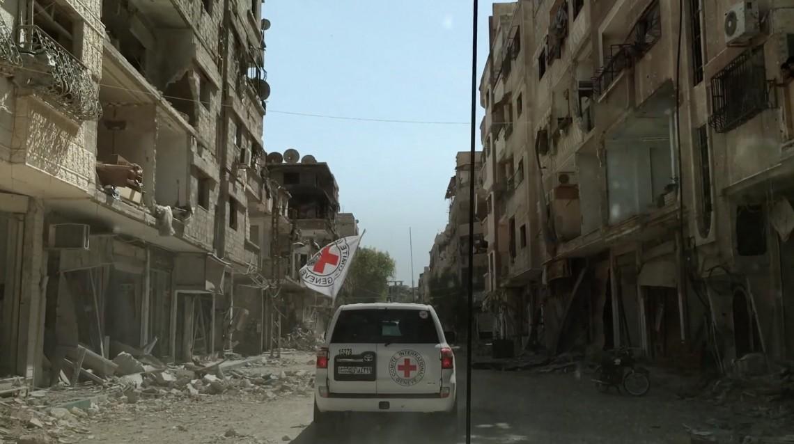 سورية: اللجنة الدولية تلتمس معلومات عن ممرضة نيوزيلندية وسوريين اثنين اختطفوا في عام 2013