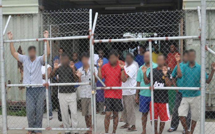 طالب لجوء عراقي يحاول الانتحار في مركز احتجاز مانوس الأسترالي