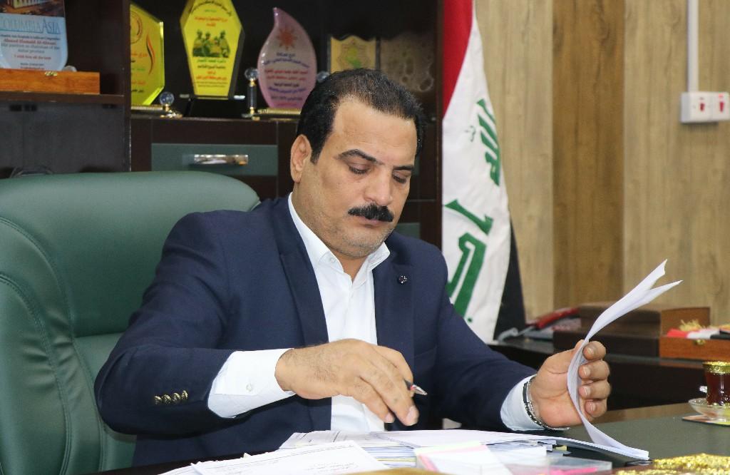 مجلس الانبار يطالب النفط بإعفاء المحطات الاهلية من الغرامات
