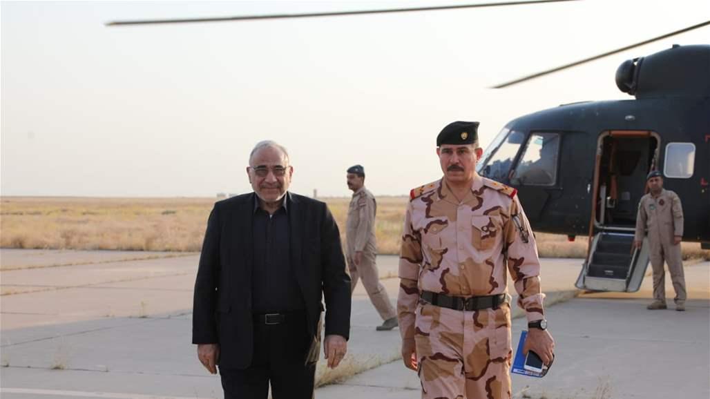 بالوثيقة.. عبد المهدي يوافق على اعادة المفسوخة عقودهم من الاجهزة الامنية