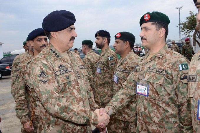 واشنطن توافق على دعم الجيش الباكستاني بـ125 مليون دولار