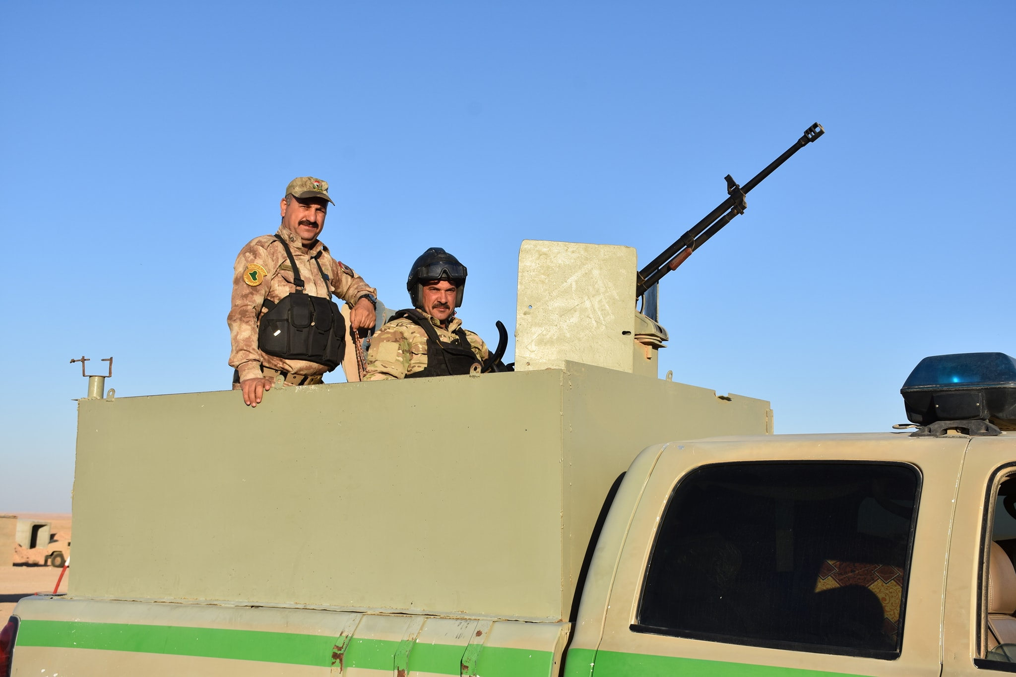 حرس الحدود يصد هجوما لداعش قادما من سوريا