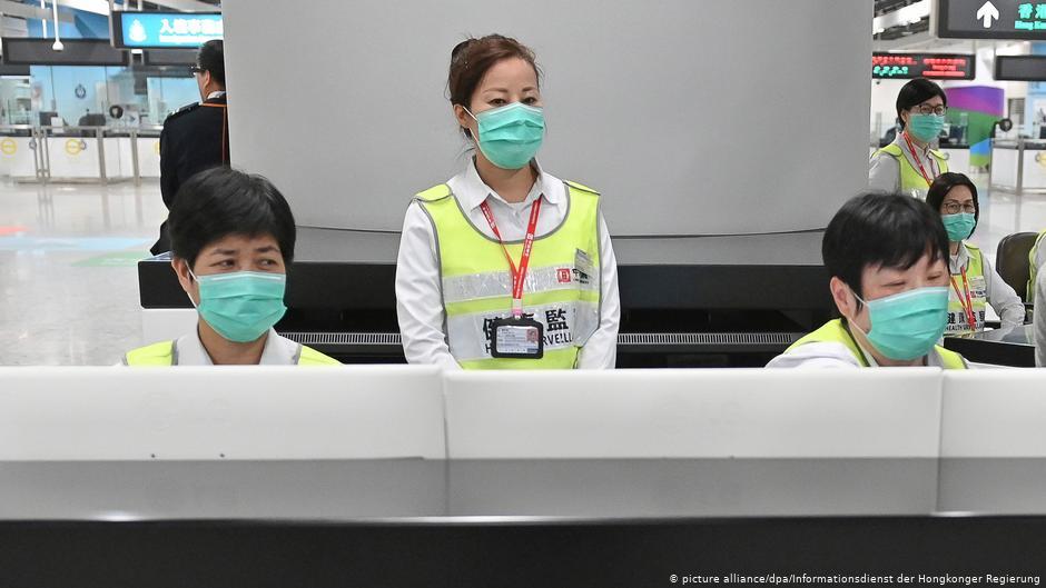 مخاوف عالمية من تفشي فيروس غامض ظهر في الصين