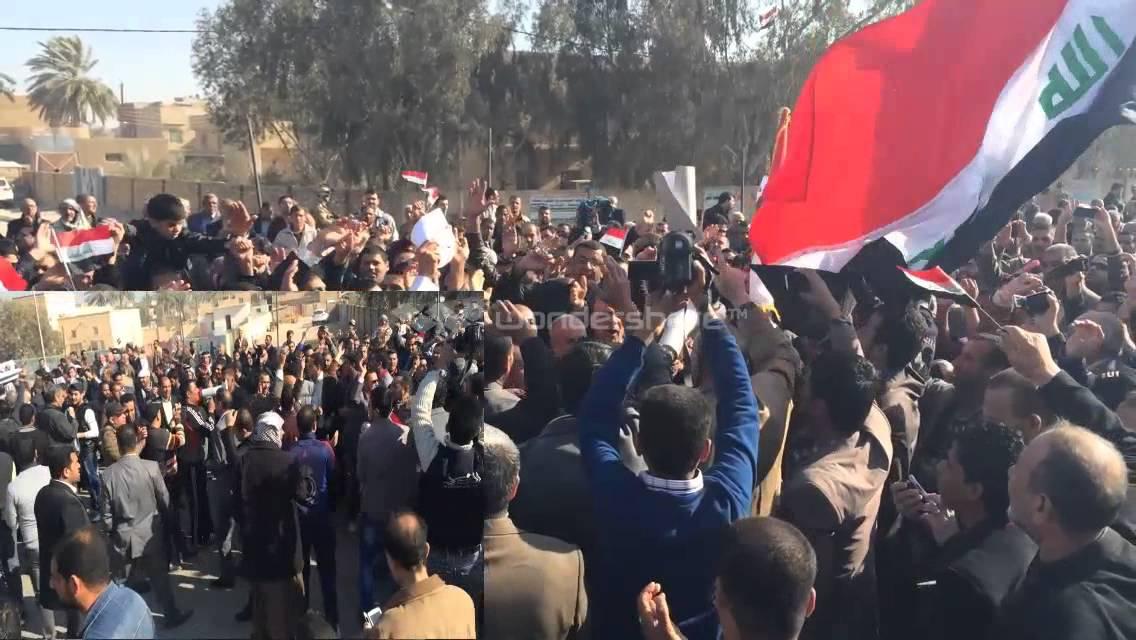 العراق.. مجهولون يغتالون ناشطا بالاحتجاجات في بابل