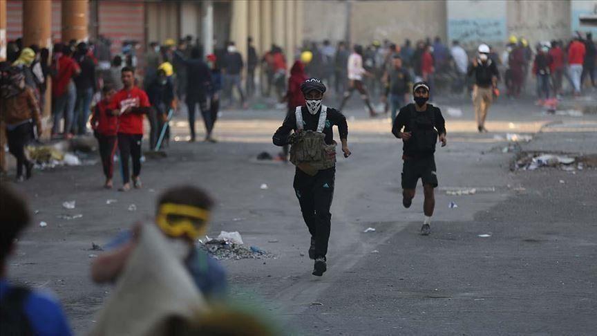 العراق.. ارتفاع ضحايا احتجاجات السبت إلى 4 قتلى
