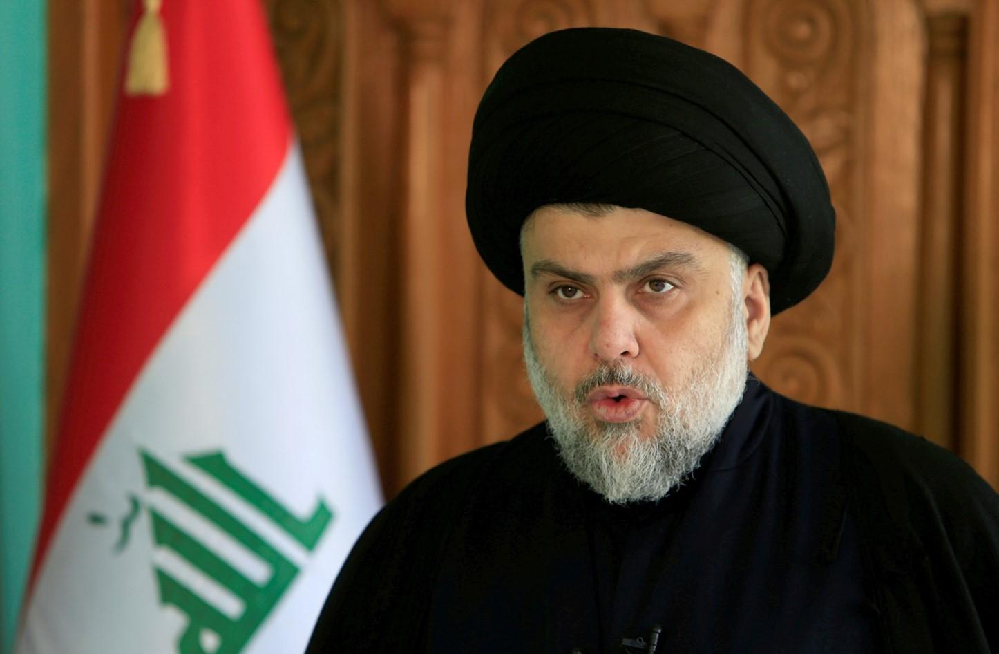 الصدر: عراقنا في خطر فكفاكم انجراراً خلف صوت العنف والتشدد