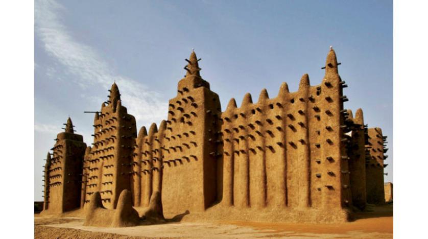 إمبراطوريات الصحراء في مالي من عجائب الدنيا