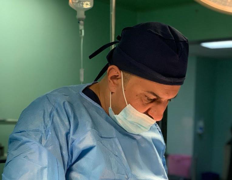 """شاهد عملية نادرة في مستشفى الفلوجة """"صور"""""""