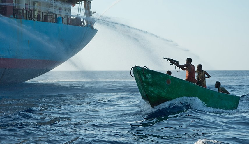 قراصنة يخطفون 7 من طاقم سفينة برتغالية بخليج غينيا