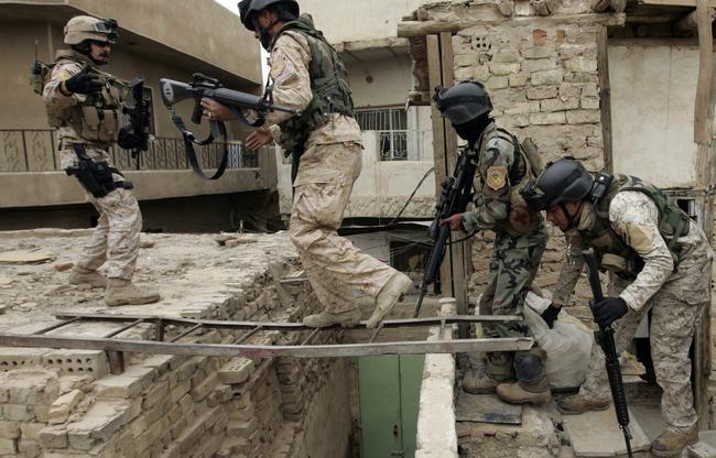 """العراق.. مقتل ضابط بالجيش وعنصر بـ""""الحشد"""" في هجوم لـ""""داعش"""""""