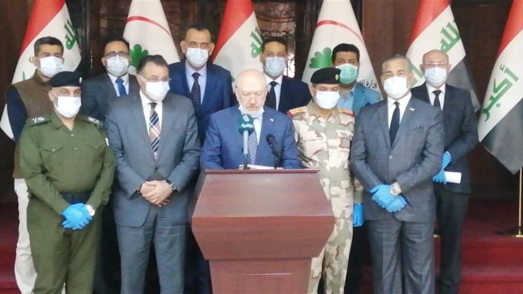 العراق .. وفيات كورونا ترتفع إلى 17 إثر تسجيل 3 جديدة