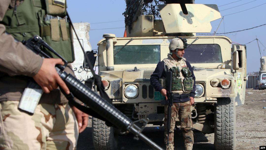 """العراق يعلن مقتل قيادي بـ""""داعش"""" في كمين شمالي بغداد"""