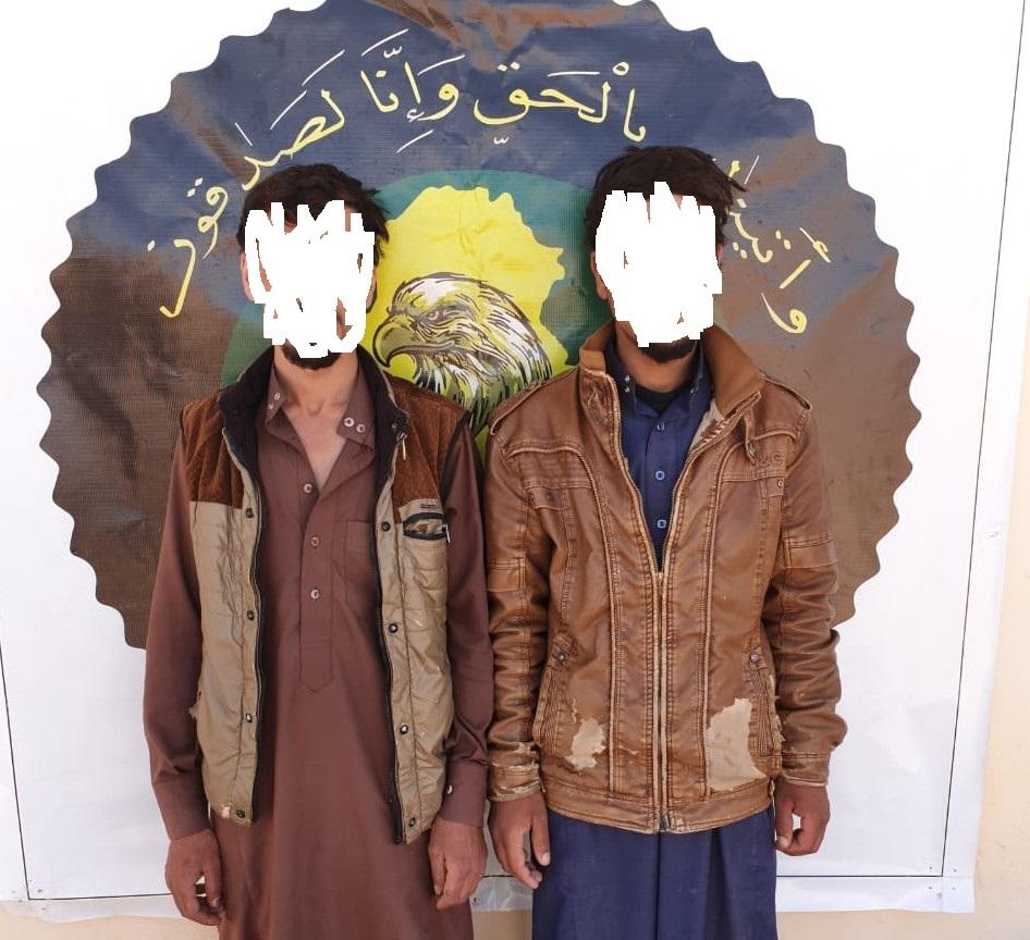 الجيش يعتقل مطلوبين اثنين بكمين غربي الانبار