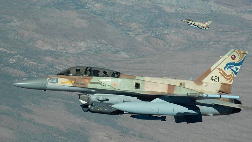 """النظام السوري: تصدّينا لـ""""عدوان إسرائيلي"""" في سماء تدمر"""