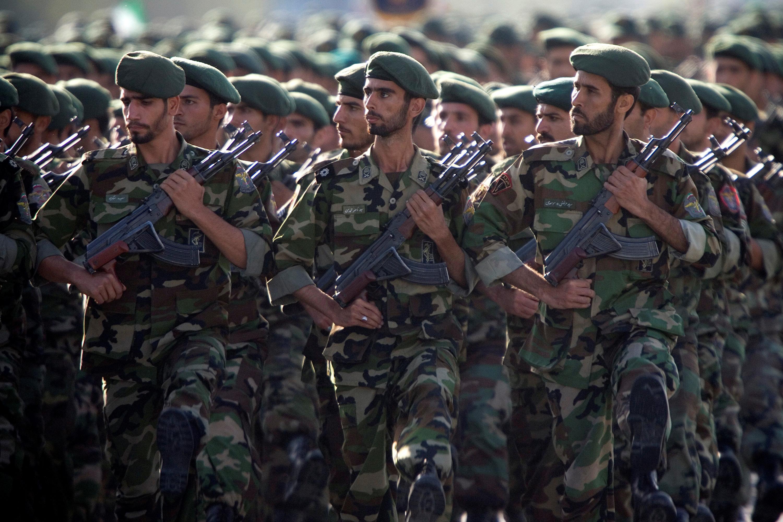 عقوبات أمريكية على عراقي – إيراني لصلته بالحرس الإيراني