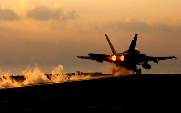 روسيا تعلن اعتراض طائرة استطلاع أمريكية فوق البحر الأسود