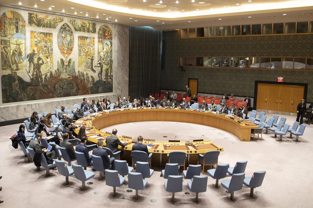 مجلس الأمن الدولي يصادق بالإجماع على قرار بشأن فايروس كورونا
