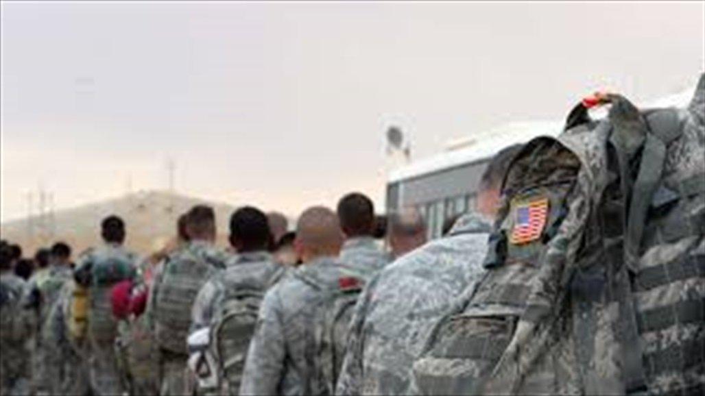 الدفاع الامريكية تعلن سحب ثلث قواتها من العراق