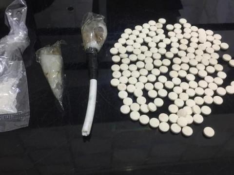 وكالة الاستخبارات: القبض على أخطر عصابتين لتجارة المخدرات في بغداد