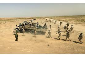 مقتل جندي واصابة اخر بهجوم لداعش في المقدادية