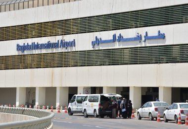 جهاز مكافحة الإرهاب ينوه إلى تدريب ليلي بمحيط مطار بغداد