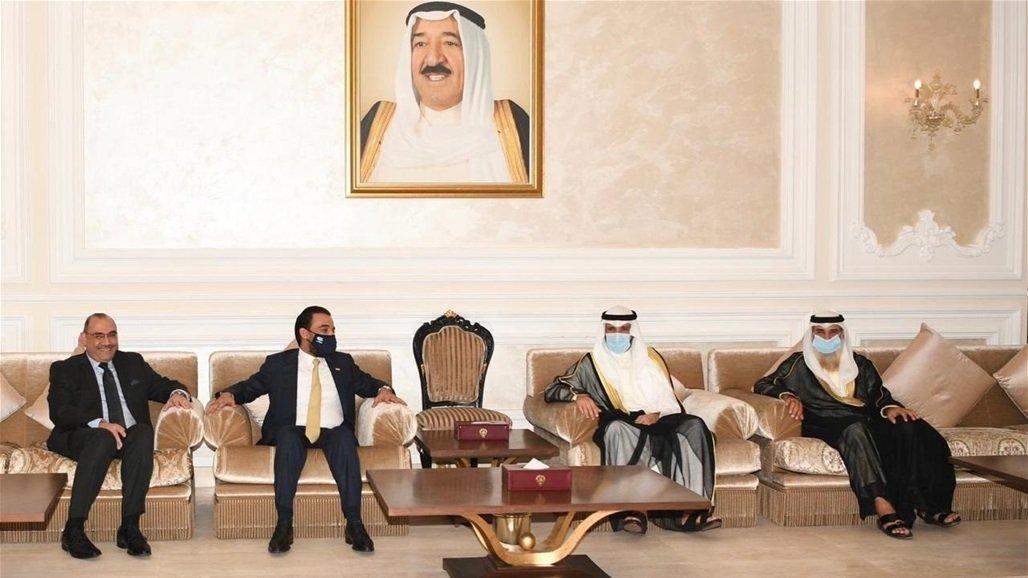الحلبوسي يصل الى الكويت في زيارة رسمية