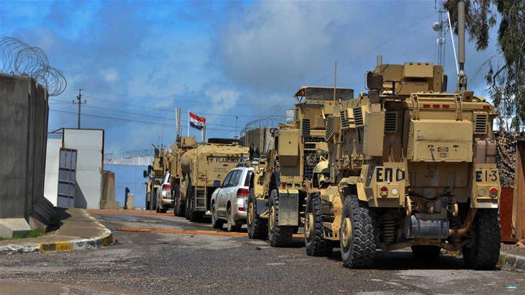 التحالف الدولي يعلق على تعرض أرتاله في العراق إلى هجمات