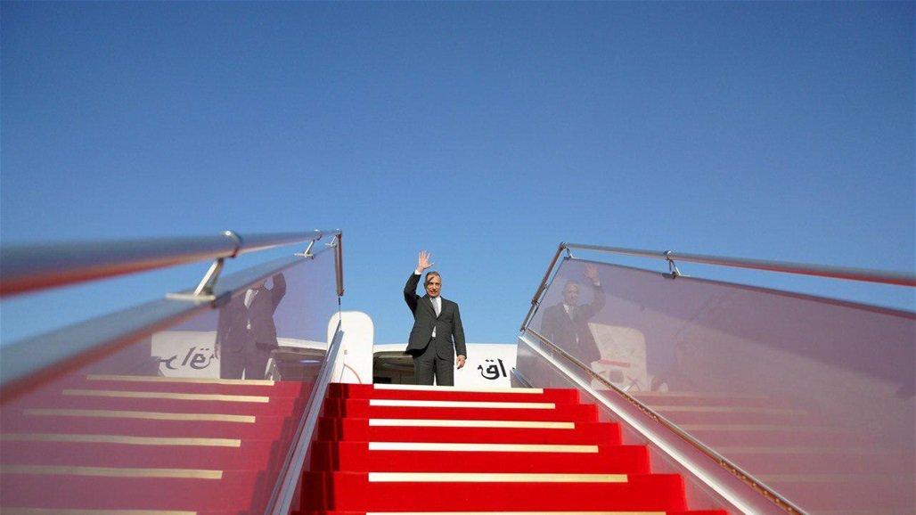 الكاظمي يصل المانيا