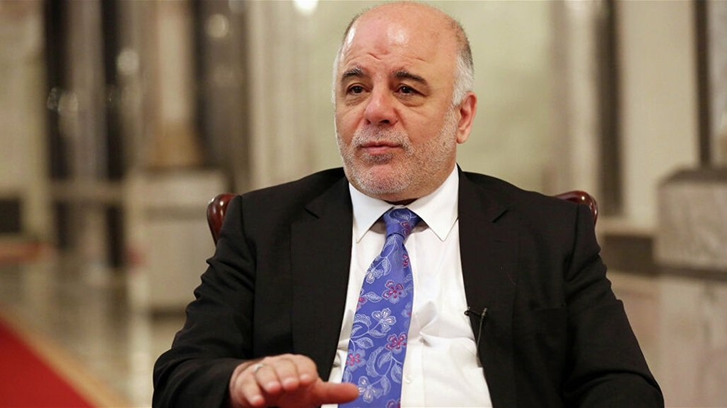 العبادي: الطائرة التي استهدفت القادة قرب المطار حصلت على موافقة عراقية