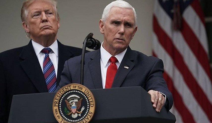 """""""سي إن إن"""": مايك بينس لا يستبعد تطبيق التعديل 25 وعزل ترامب من منصبه"""