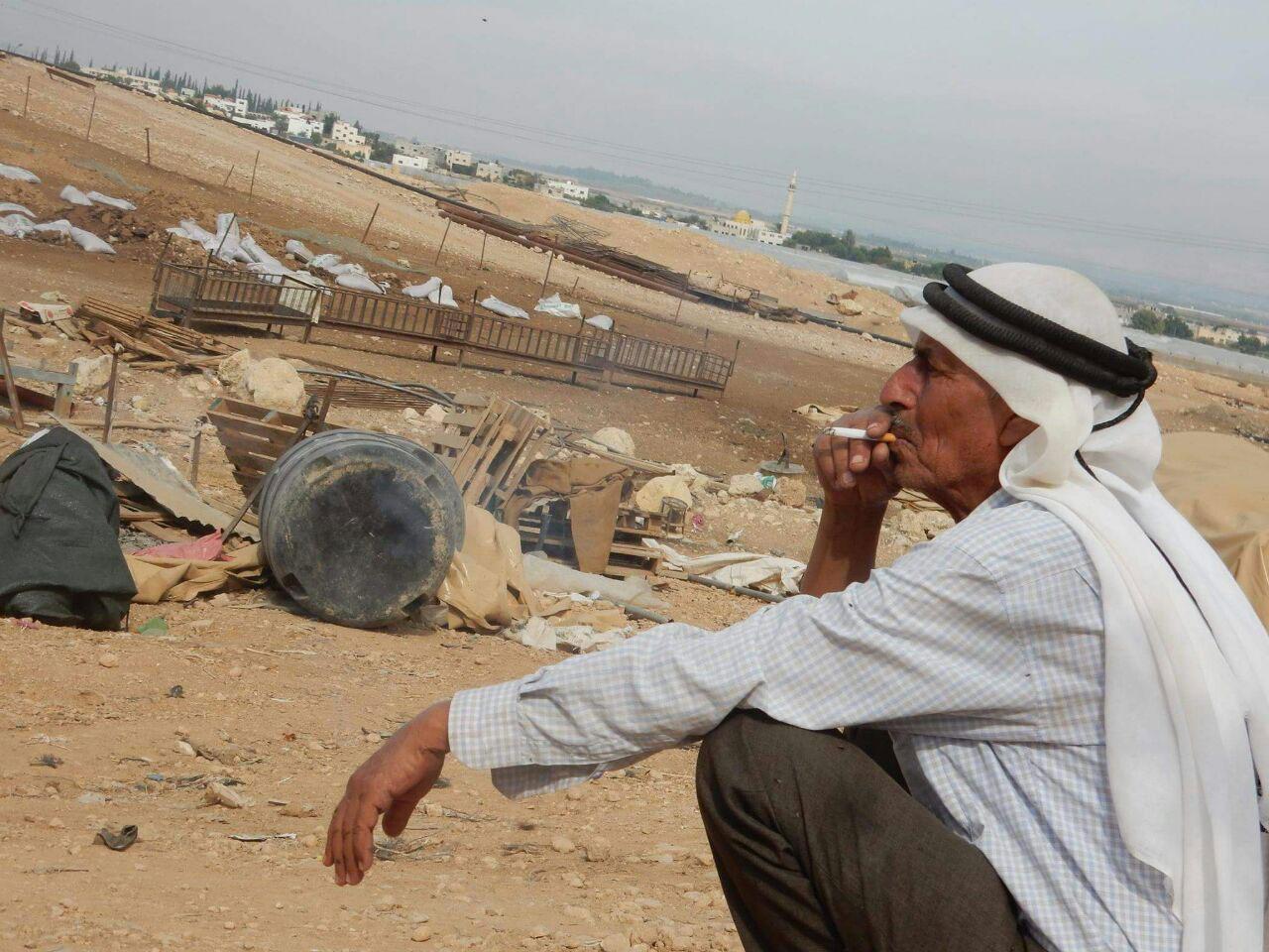 """إسرائيل تهدم قرية """"العراقيب"""" الفلسطينية للمرة الـ182"""