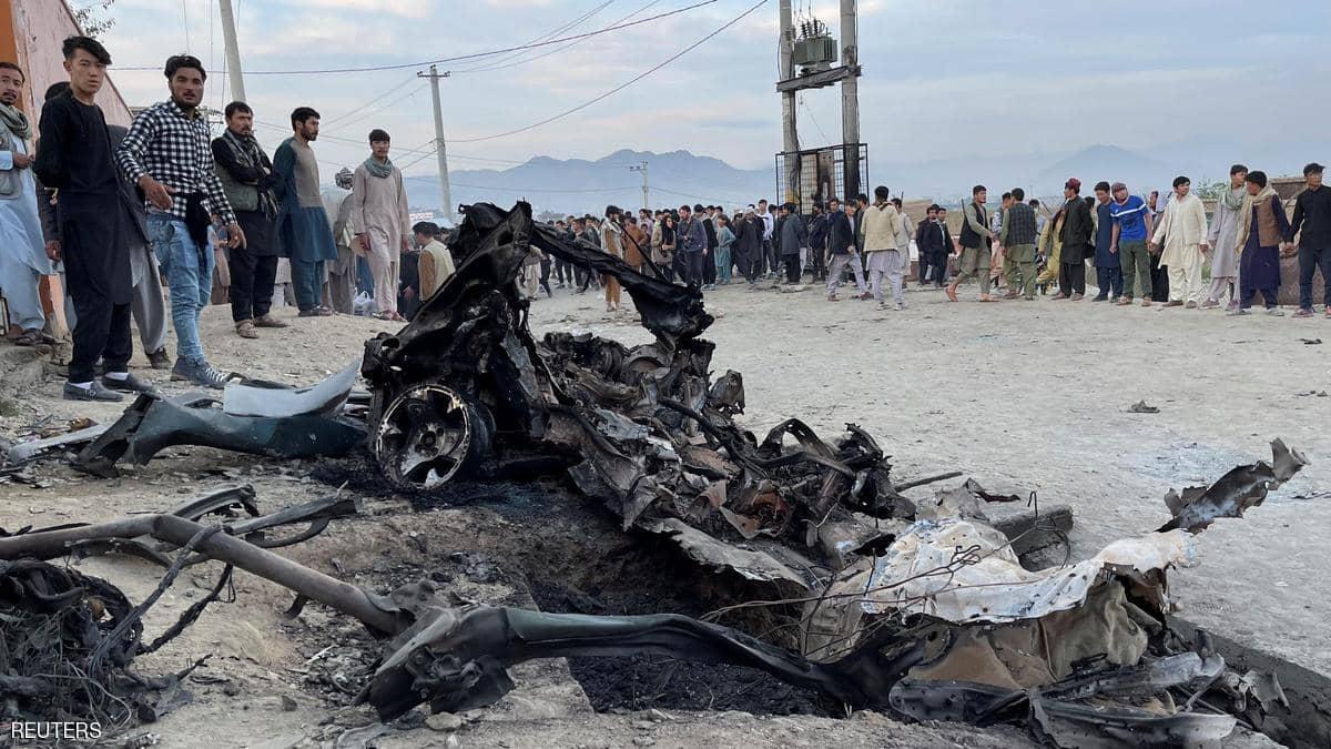 58 قتيلا و150 جريحا بتفجير دام في العاصمة الأفغانية
