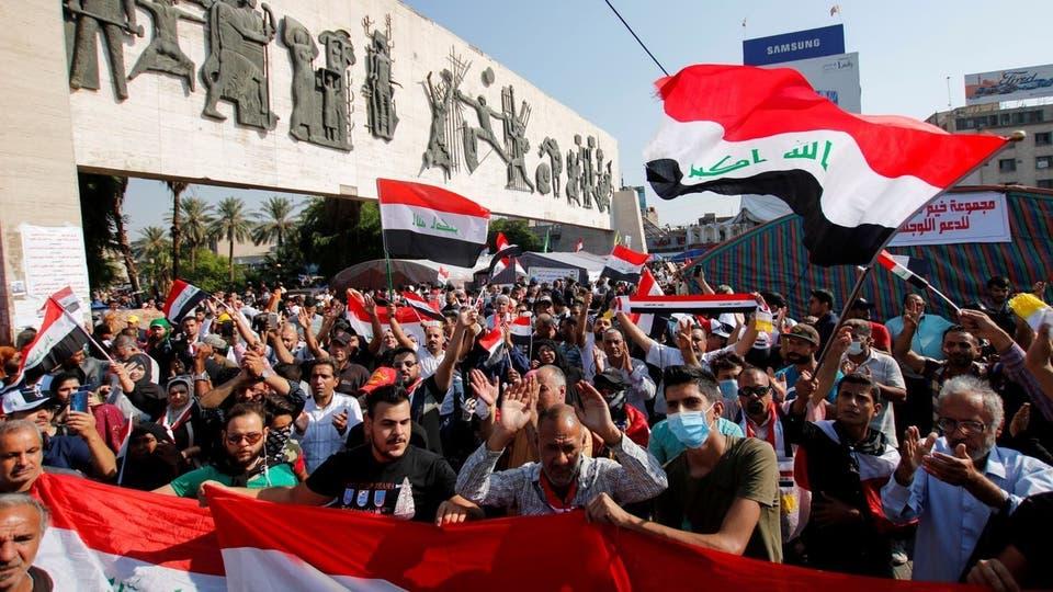 الكاظمي يوجه بفتح تحقيق شفاف حول أحداث ساحة التحرير في بغداد