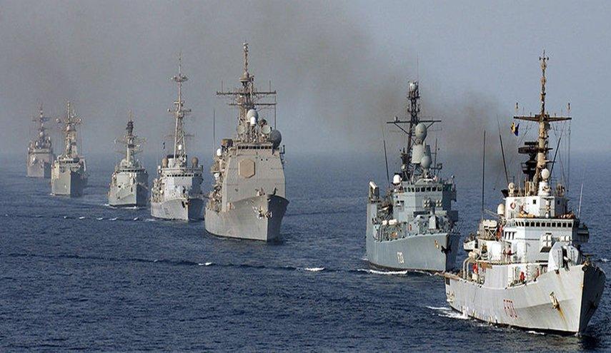 البحرية الأمريكية تستخدم 18 طن متفجرات لاختبار حاملة طائرات