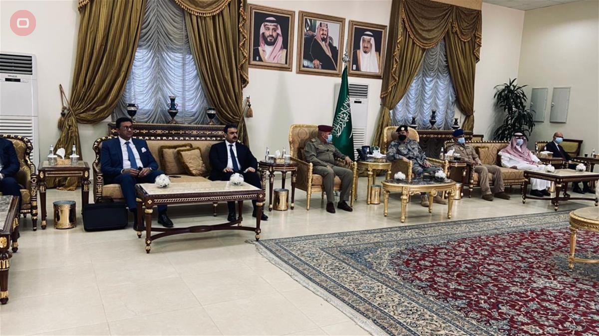 وفد عراقي في السعودية لمناقشة الوضع الأمني للحدود وتأمين منفذ عرعر